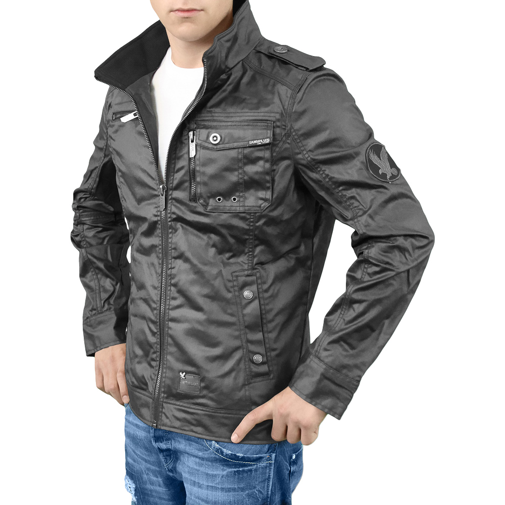 Mens jacket cotton - Click On The Image To Enlarge
