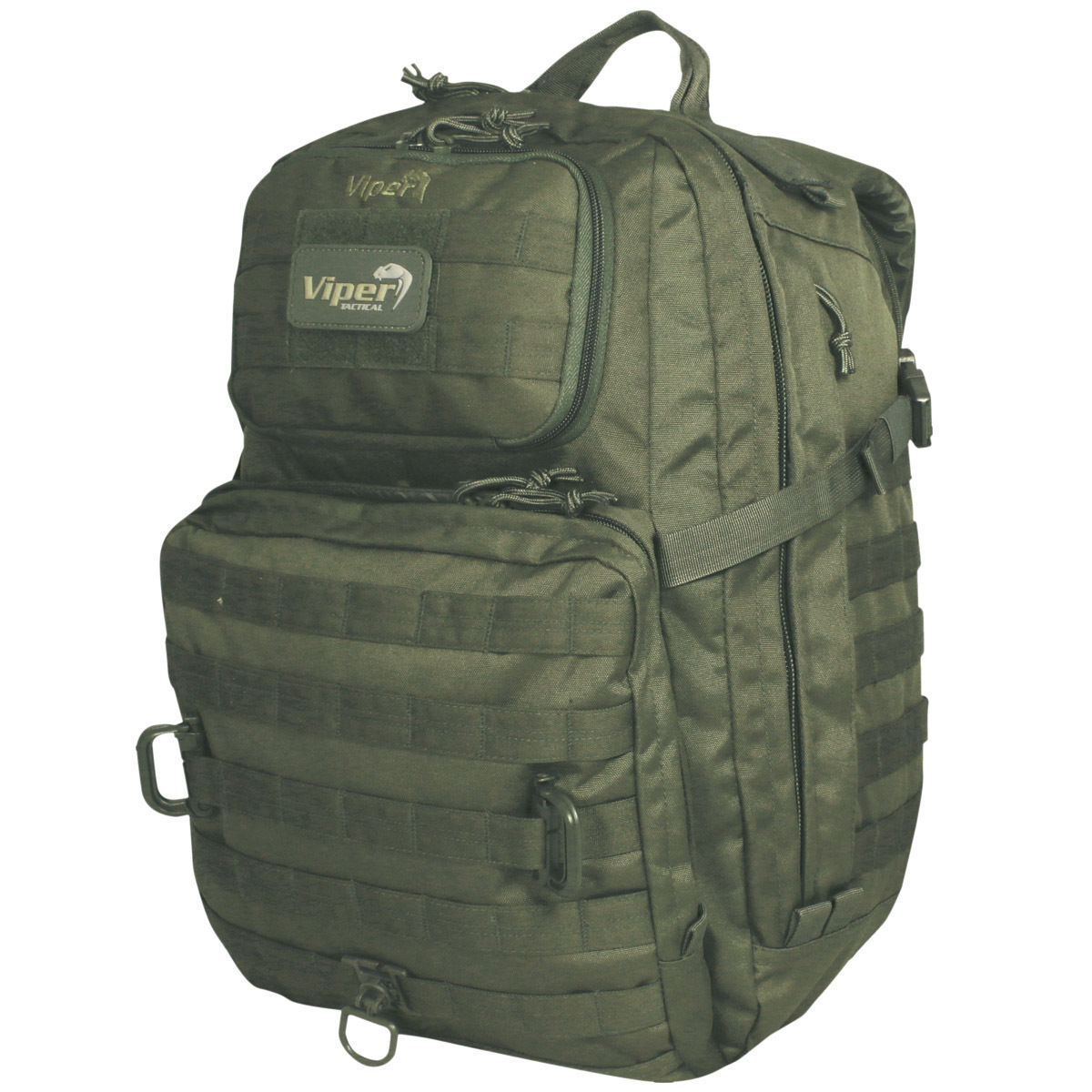 how to pack a molle rucksack