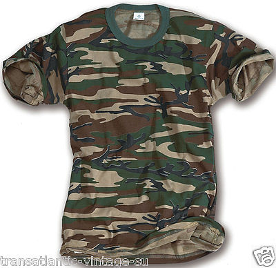 KIDS CAMO T-SHIRT CHILDRENS ARMY CLOTHING COMBAT UNIFORM CADET CAMOUFLAGE  TEE 8d820ceb307