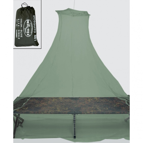 Mil-Tec Mosquito Net With Bag