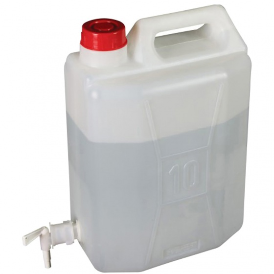 Highlander Jerry Can 10 Litre With Tap