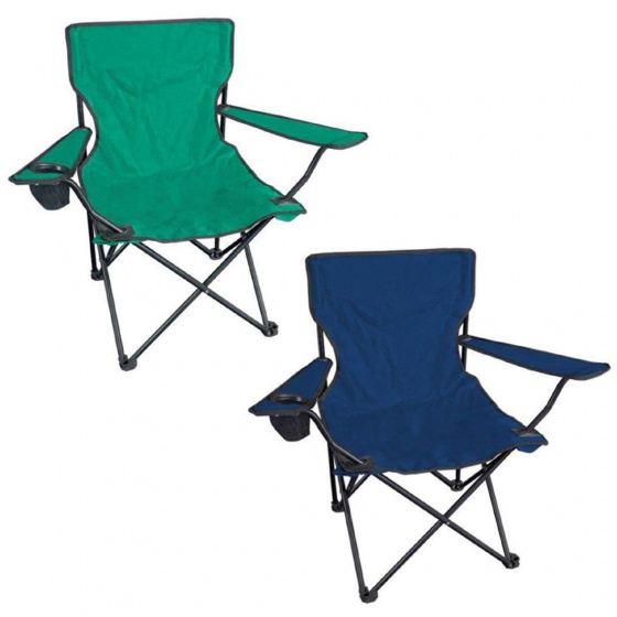 Milestone Deluxe Folding Chair
