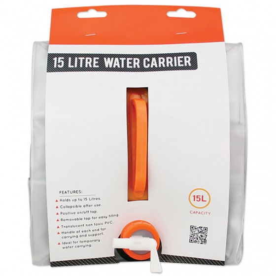 Milestone 15 Litre Roll Up Water Carrier