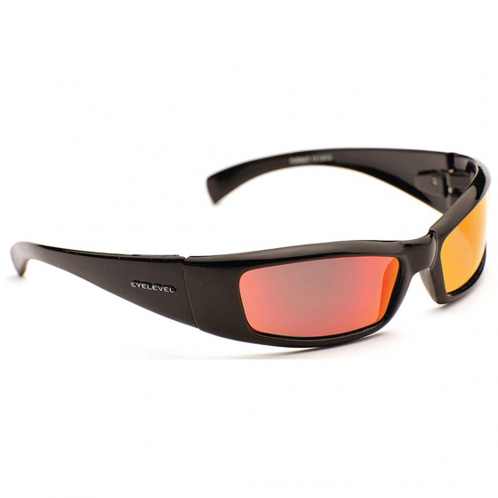 Eyelevel Pursuit Sunglasses (Red Lens)