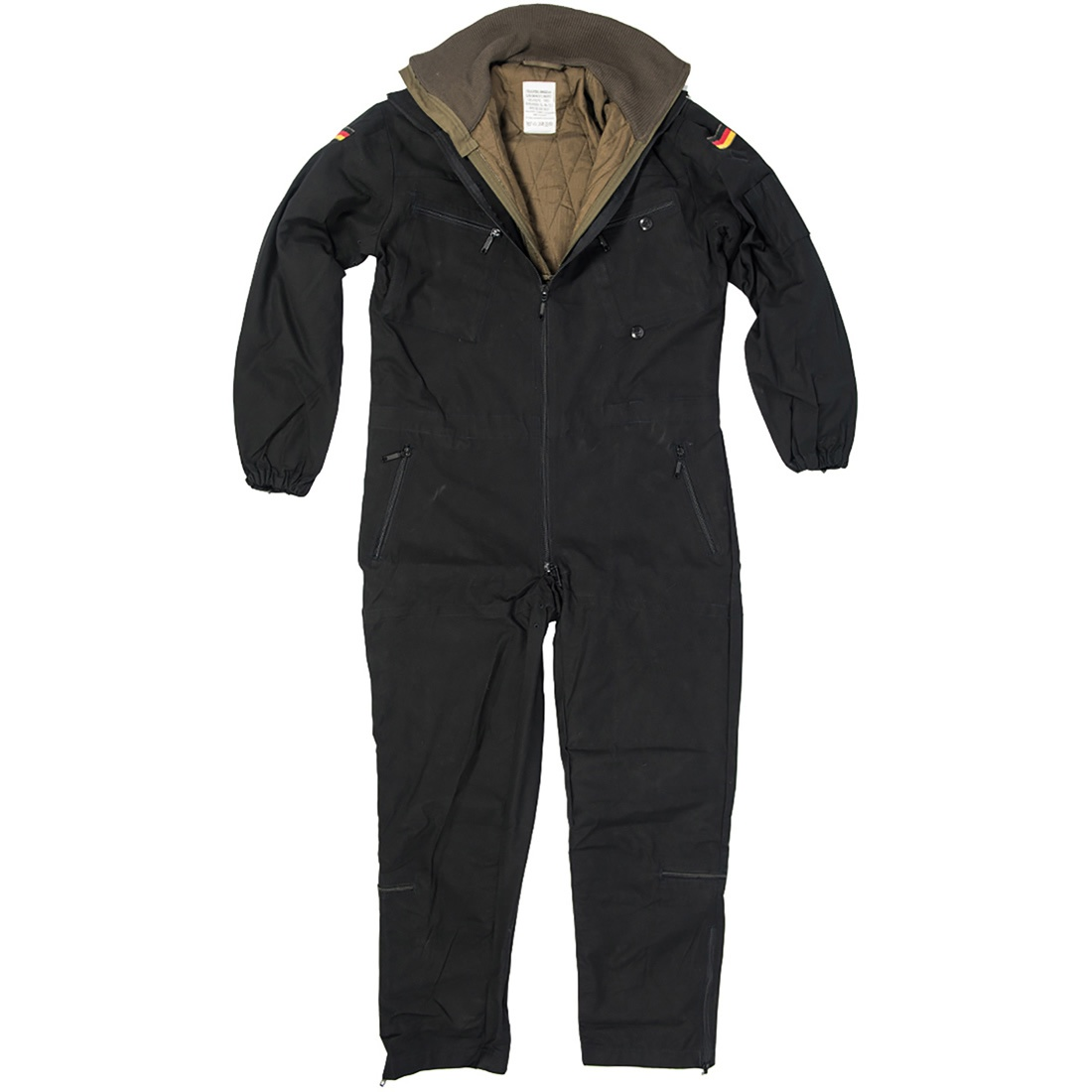 ca3d377e4be Mil-Tec German Army Tanksuit With Liner