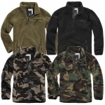 Brandit Sherpa Fleece Full Zip